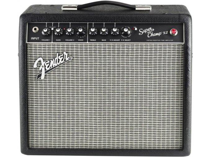 Fender Super Champ X2, 230V EUR