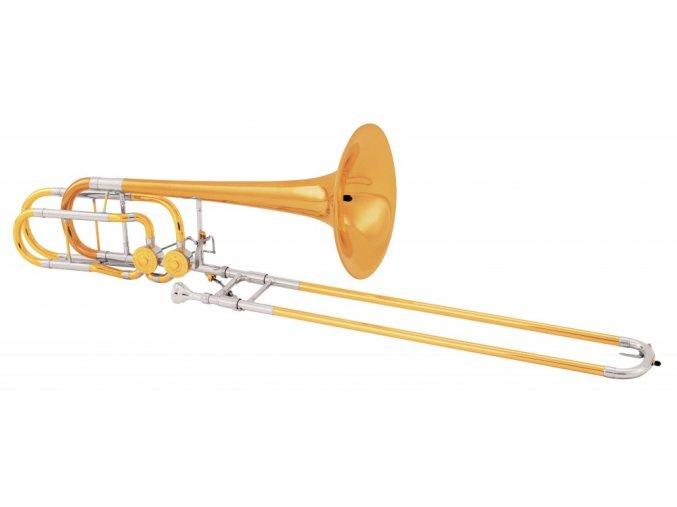C.G. Conn bass trombone 62H Professional 62HCL