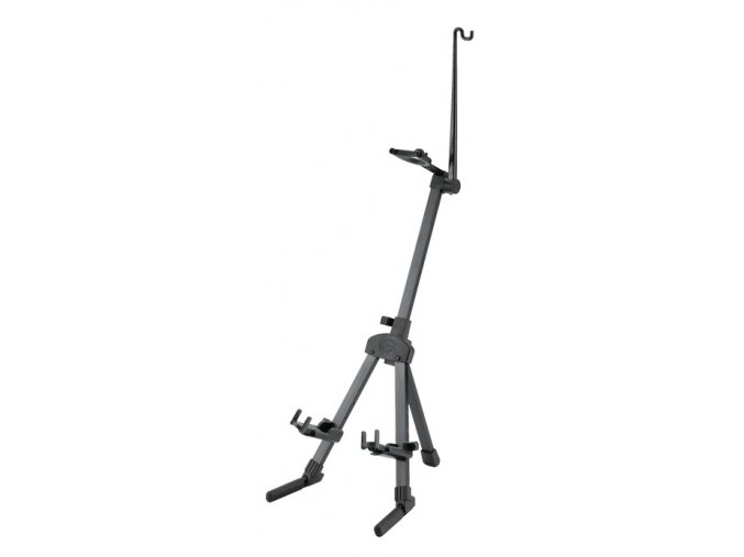 K&M 15530 Violin stand black