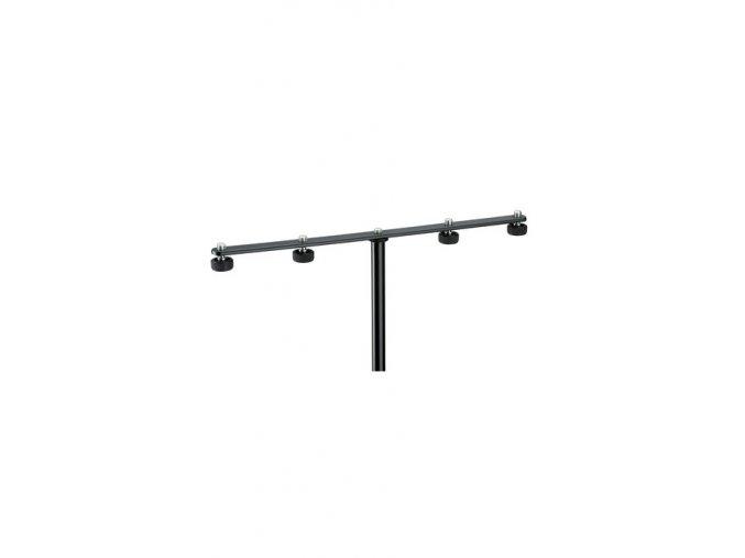 K&M 236 Microphone bar black