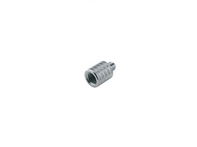 K&M 218 Thread adapter zinc-plated