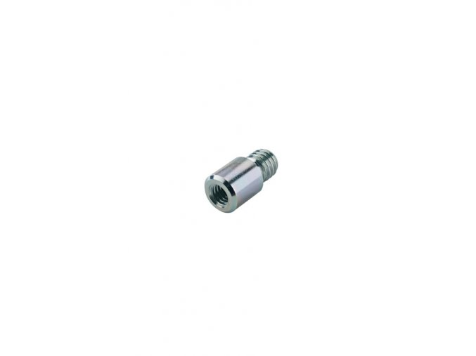 K&M 219 Thread adapter zinc-plated