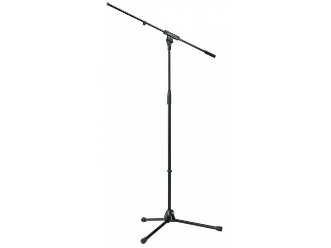 K&M 210/6 Microphone stand black