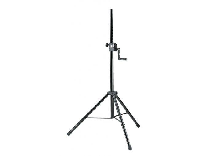 K&M 21302 Speaker stand black