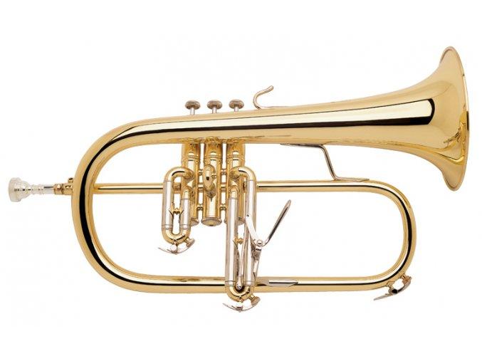 Vincent Bach Bb-Flugelhorn 183 Stradivarius 183R