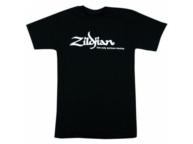 ZILDJIAN Classic Black Tee Shirt