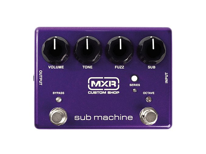 mxr csp 210 sub machine
