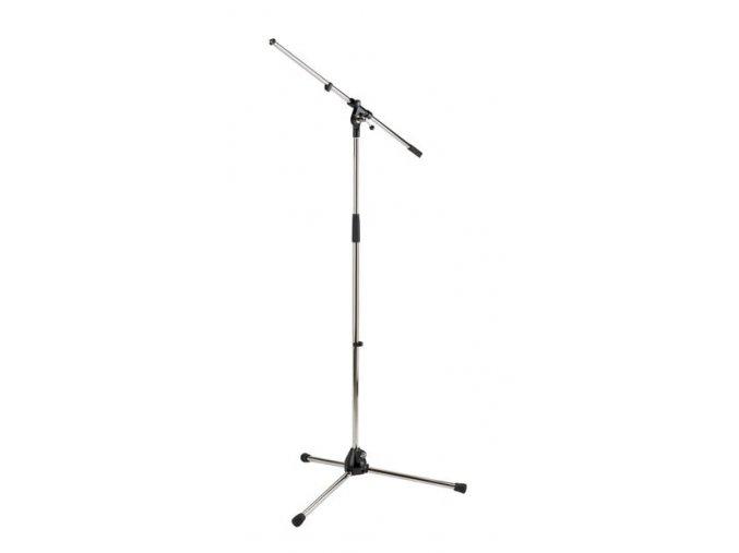 K&M 210/2 Microphone stand chrome