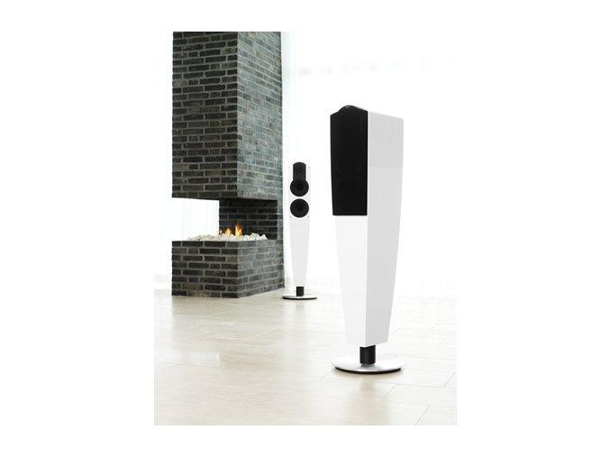 10464 prestige white fireplace