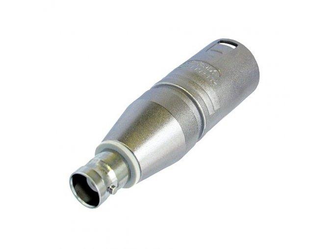 SOMMER NEUTRIK Adapter XLR-Stecker auf BNC