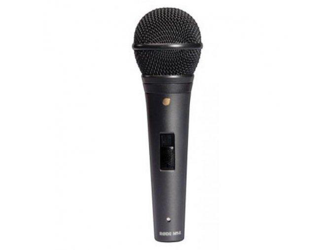 Rode M1-S Live dyn. mikrofon s vypínačem