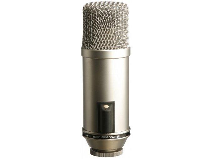 Rode Broadcaster Mic. s příslu. pro vysílání