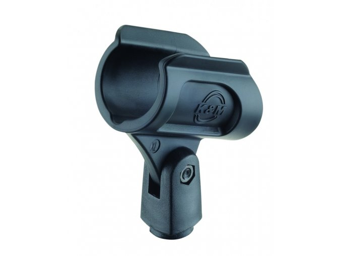 """K&M 85070 Microphone clip 3/8"""" and 5/8"""""""