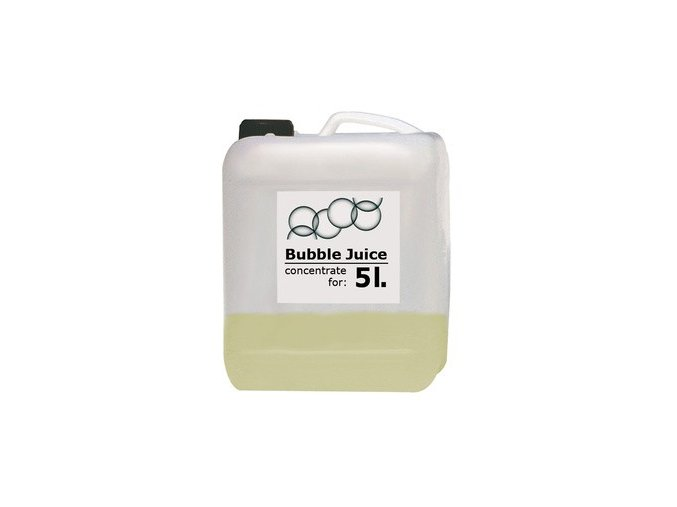 Eurolite Bubble Concentrat for 5 liter