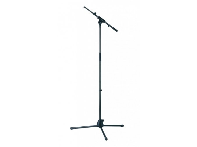 K&M 27195 Microphone stand black