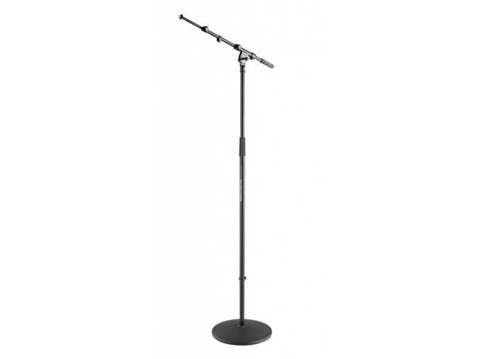 K&M 26145 Microphone stand black