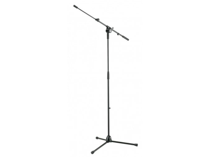 K&M 25600 Microphone stand black