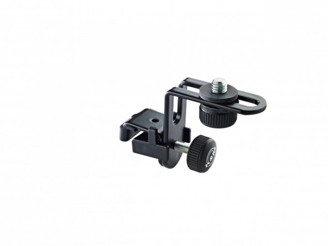 K&M 24030 Microphone holder for drums black