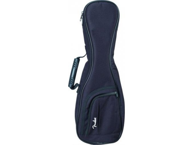 Fender Urban Soprano Ukulele Gig Bag, Black