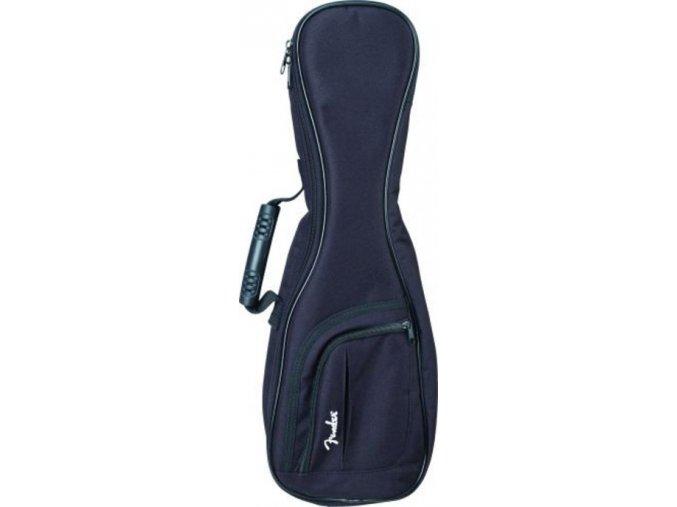 Fender Urban Soprano Ukulele Gig Bag, Black