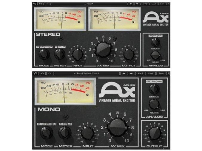 Waves APHEX Vintage Aural Exciter Native