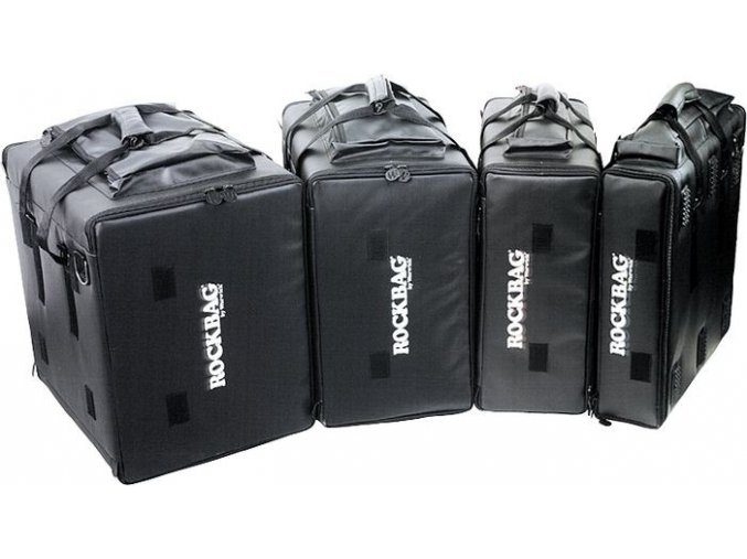 Rockbag Rackbag 6HE-6U Black