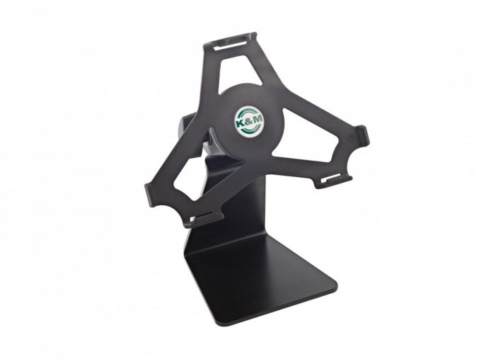 K&M 19760 iPad mini table stand black