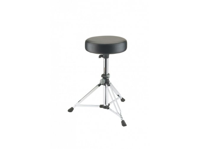 K&M 14030 Drummer's throne »Grande« chrome