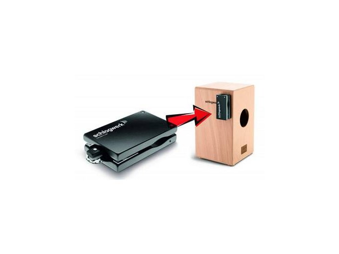 Schlagwerk CFL16 Cajon Flap XL -Jingle