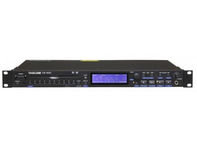 TASCAM CD-500