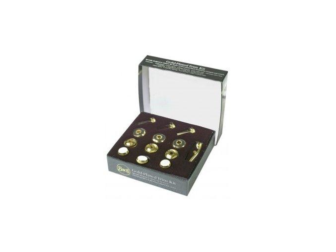 Vincent Bach Gold Trim Kit