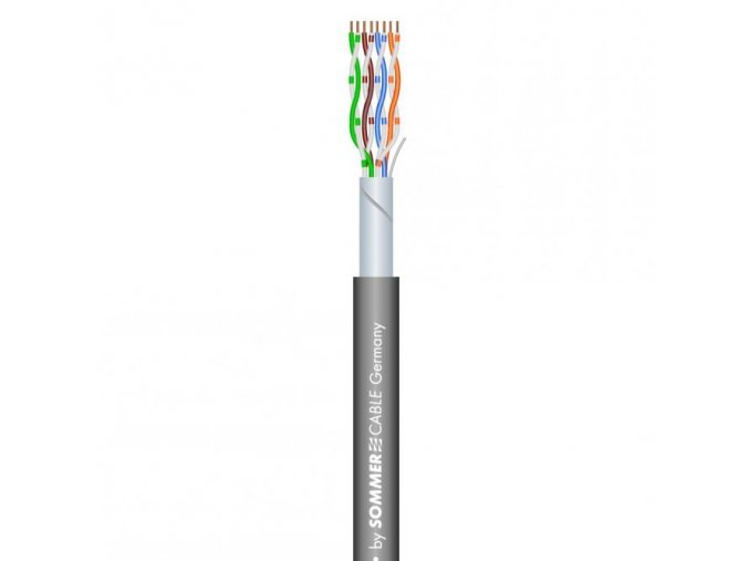 Sommer Cable SC-MERCATOR CAT.5E AWG24 gr, FRNC FTP