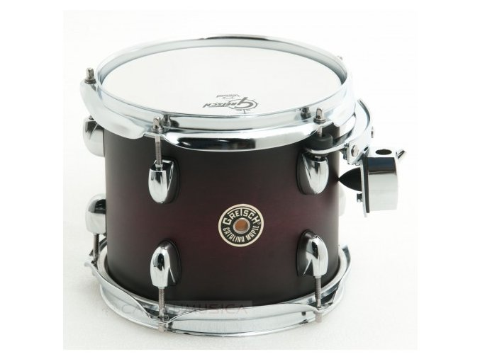 Gretsch Tom Tom Catalina Maple 7x8'' Satin Dark Cherry Burst Lacquer