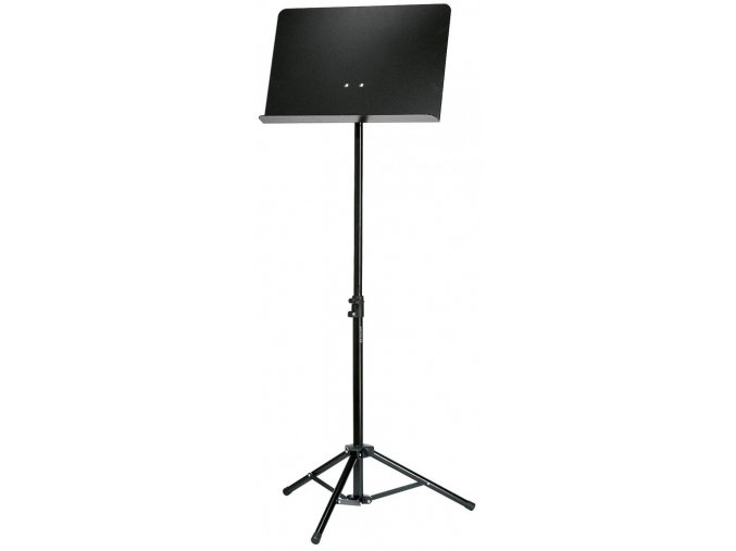 K&M 11888 Orchestra music stand black