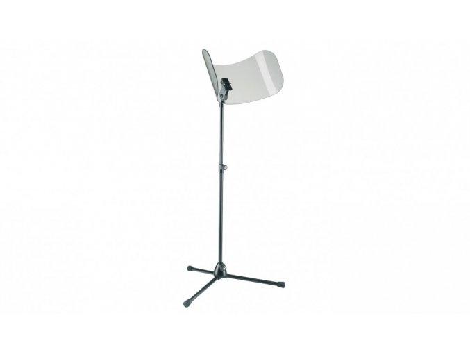 K&M 11900 Sound insulation stand black