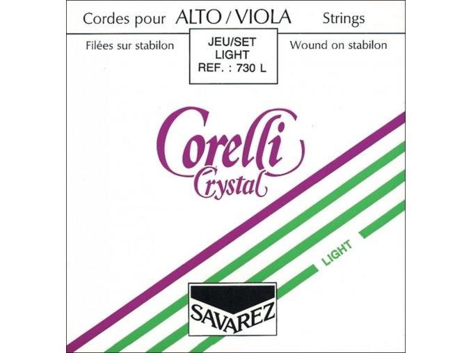 Corelli Strings For Viola Crystal Medium