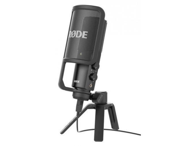 Rode NT-USB USB mikrofon pro PC/Mac/iOs/An