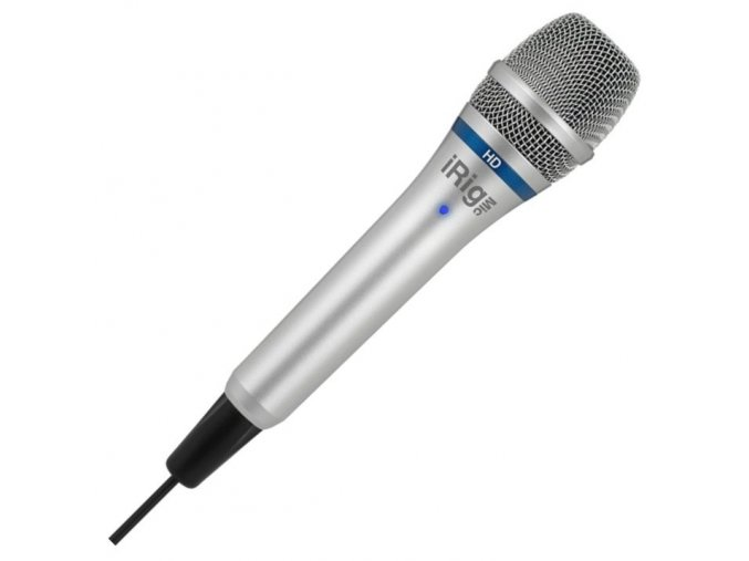 IK Multimedia iRig Mic HD - Silver