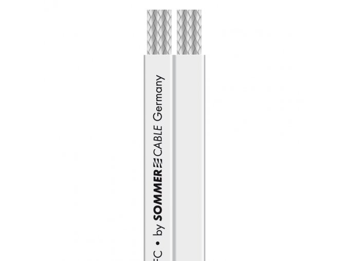 SOMMER SC-FLUKOS Flach-Speakercable 2x2,5mm?