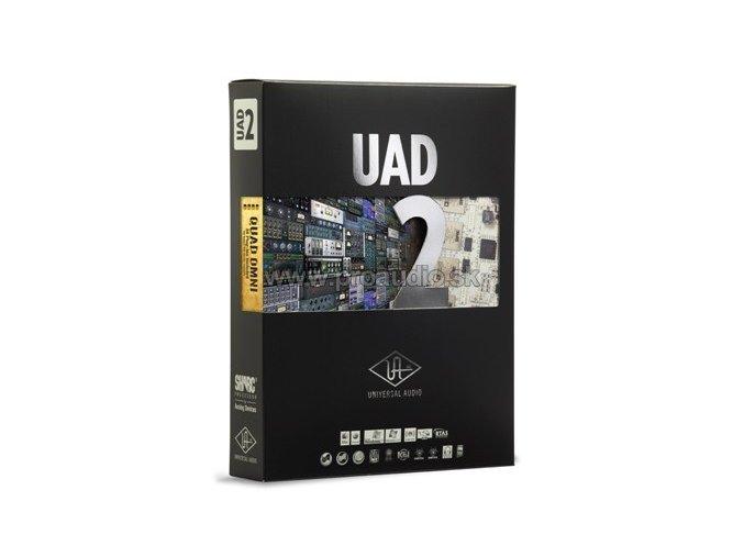 UAD-2 QUAD Omni v6