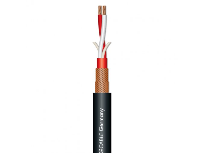 Sommer Cable Microphone Cable SC-Galileo 238 Black