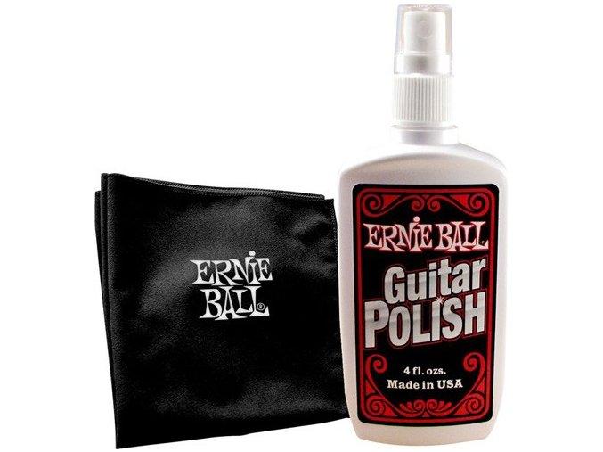 Ernie Ball 4222 Guitar Polish+Cloth