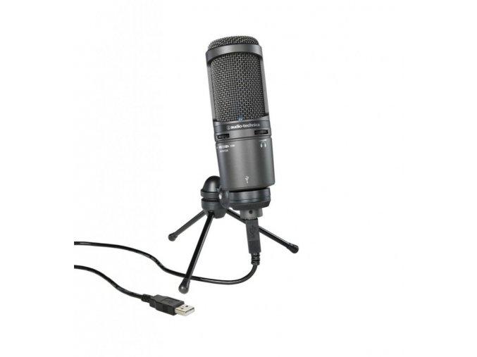 Audio-Technica AT2020 USB PLUS