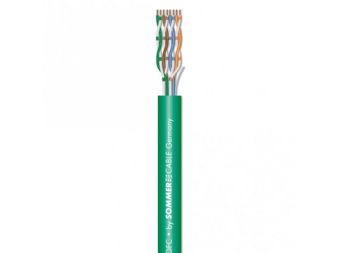 Sommer Cable SC-MERCATOR CAT.6 Skew Delay Free, PVC