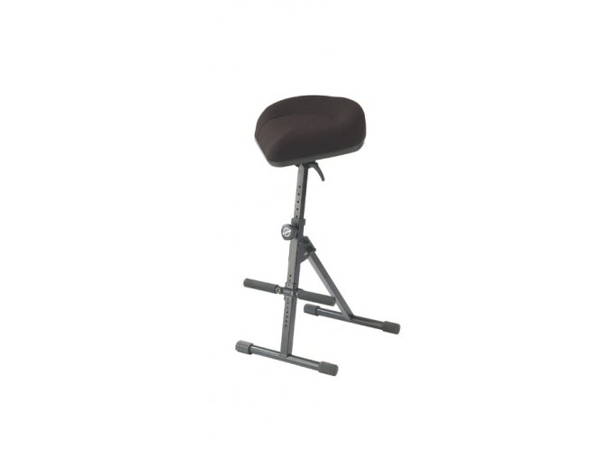K&M 14044 Stool black fabric