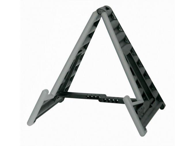 K&M 17590 E-guitar stand »Wave 20« black