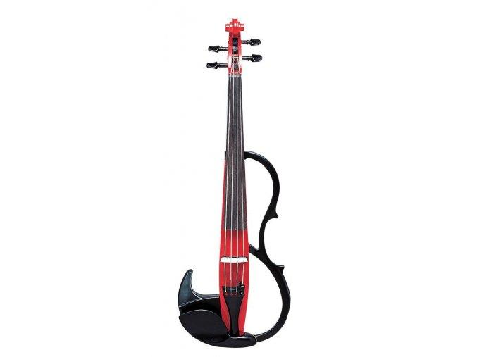 YAMAHA SV-200 Silent Violin Candy Apple Red