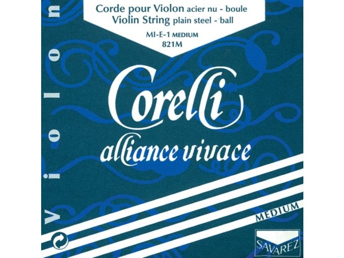 Corelli Strings For Violin Alliance Medium