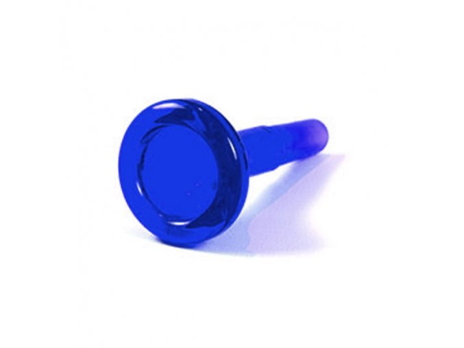 pBone Mouthpiece Tenor trombone Blue