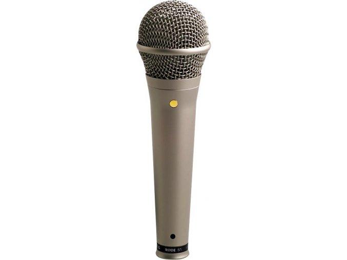 Rode S1 Pódiový mikrofon, Kondenzátor